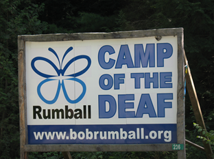 Rumball CAMP of the DEAF www.bobrumball.org