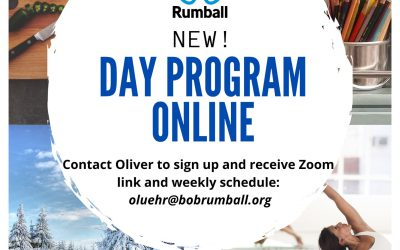 Day Program is moving to Online!